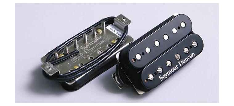 SEYMOUR DUNCAN - SH4 & SH2n Hot Rodded Humbuckers Set