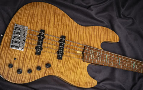 Marcus Miller V10 Swamp Ash 5 NT 2nd Generation