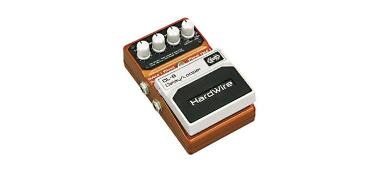 DIGITECH - HardWire DL-8 Delay Looper
