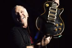 Peter Frampton uhonorowany Les Paul Innovation Award
