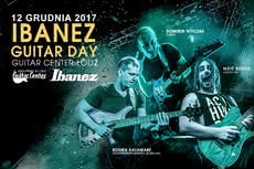 Ibanez Guitar Day w Guitar Center w Łodzi