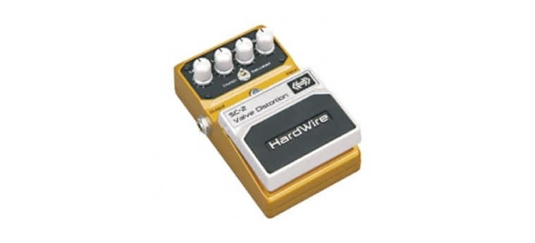 DIGITECH - HardWire SC-2 Valve Distortion
