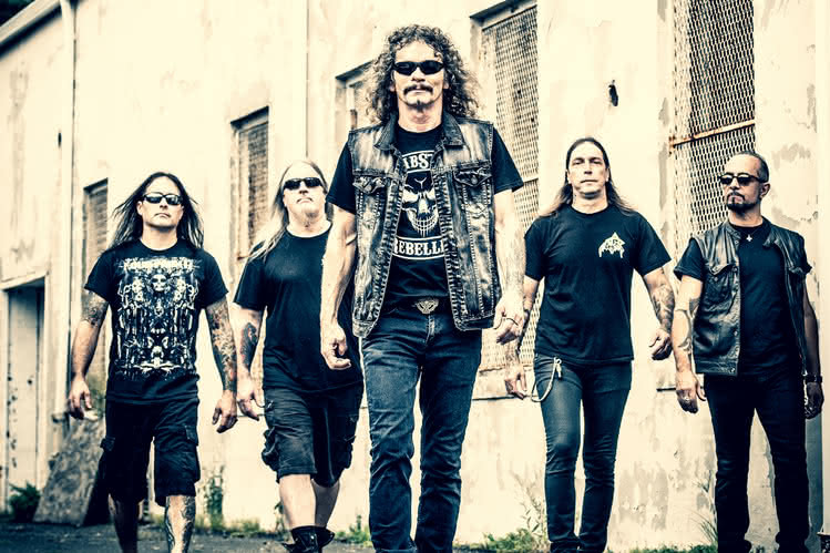 "Overkill zapowiada nowy album ""The Wings Of War"