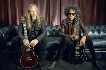 Jerry Cantrell i William DuVall (Alice in Chains)