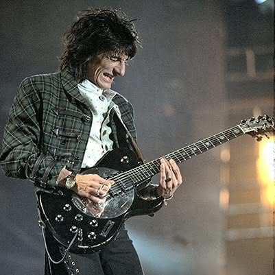 Ronnie Wood mógł grać w Led Zeppelin?