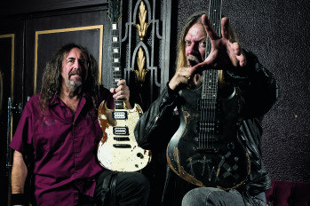 Corrosion of Conformity: Guitar Rig