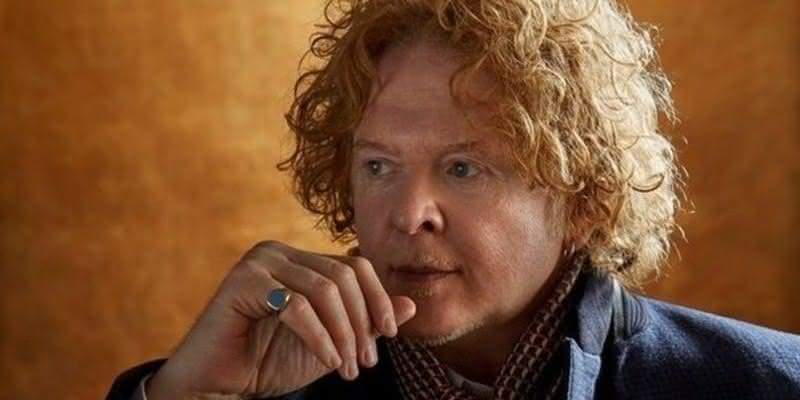 Mick Hucknall (Simply Red)