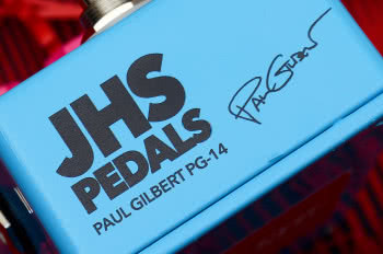 JHSPaul Gilbert PG-14 Signature Distortion