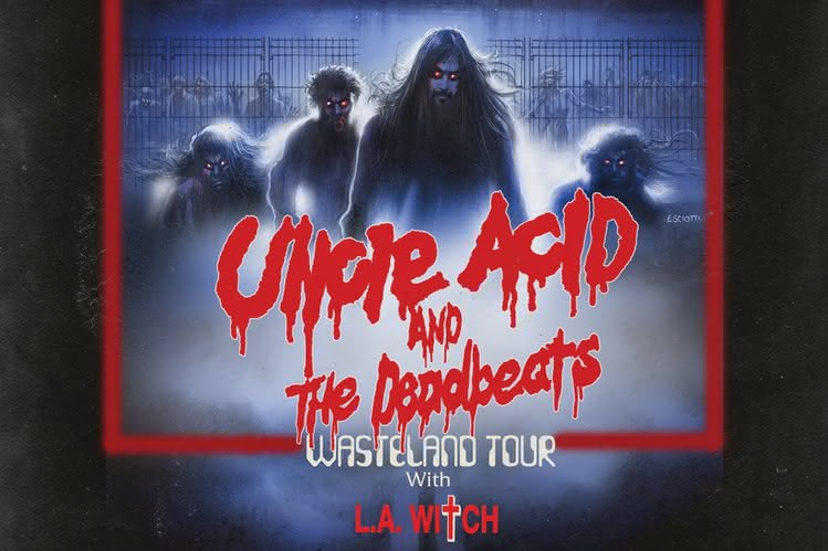 Uncle Acid and The Deadbeats - 27.11.2018 - Warszawa