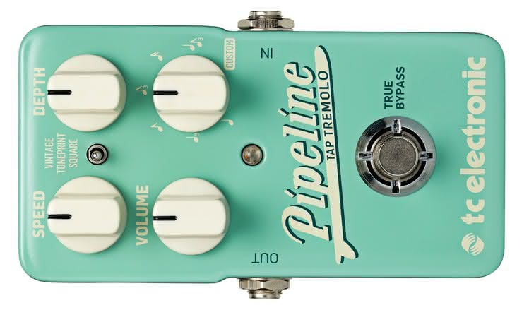 TC ELECTRONIC - Pipeline Tap Tremolo