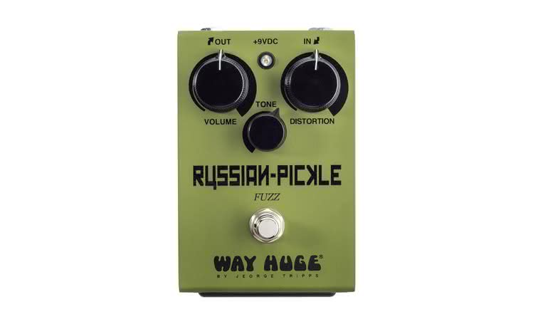 WAY HUGE - Russian Pickle