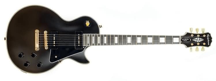 EPIPHONE - Inspired by 1955 Les Paul Custom Outfit