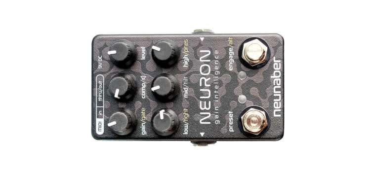 NEUNABER AUDIO - Neuron