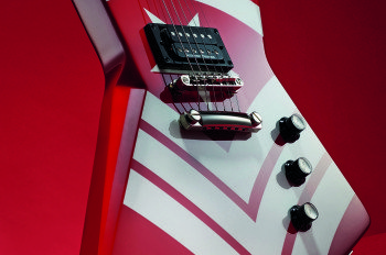EPIPHONELimited Edition Jason Hook M-4 Explorer Outfit