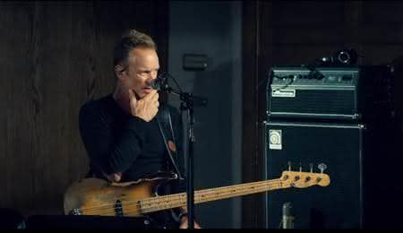 "Sting - premiera video do ""I Can't Stop Thinking About You"""
