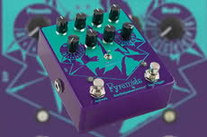 EarthQuaker Devices Pyramids Flanger