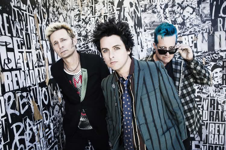 Green Day odkrywa karty