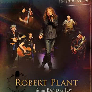 Robert Plant & The Band Of Joy koncertowo na DVD