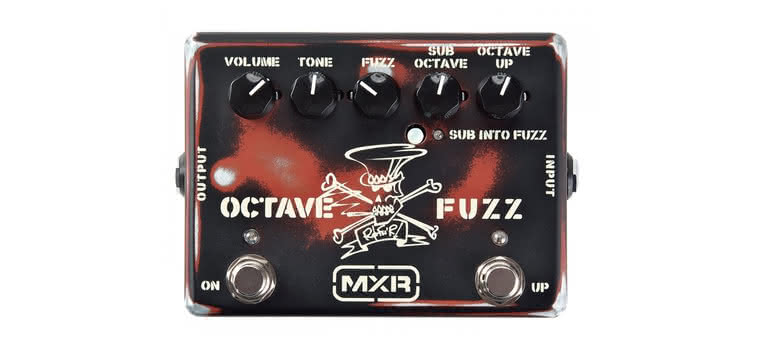 MXR - Slash Octave Fuzz SF01