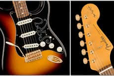 Fender Stevie Ray Vaughan Signature Stratocaster