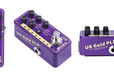 Micro Preamp 019 UK Gold PLX