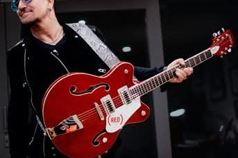 Sygnowany Gretsch G5623 Electromatic Center-Block Bono
