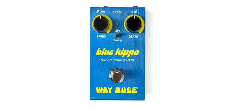 WAY HUGE - Blue Hippo MKIII