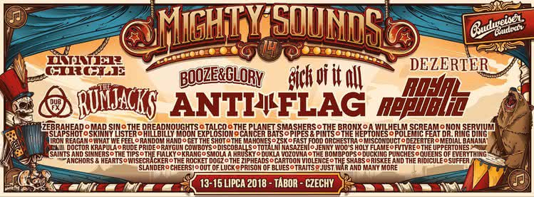 Festiwal Mighty Sounds 2018