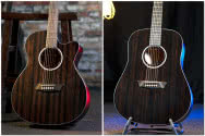 Nowa seria Washburn Deep Forest Ebony