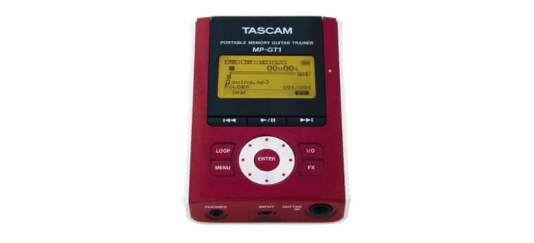 TASCAM - MP-GT1