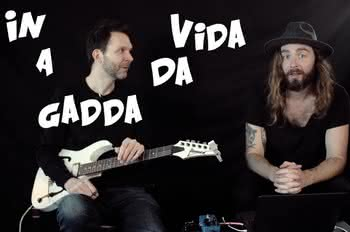 TC Electronic Paul Gilbert In-A-Gadda-Da-Vida TonePrint