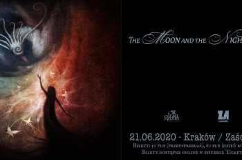 Krakowski koncert The Moon and the Nightspirit