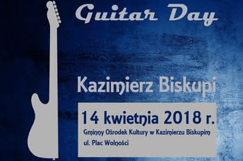 Guitar Day 2018