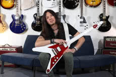Epiphone Ltd. Ed. Dave Rude Flying V Outfit
