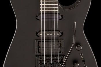 Jackson Custom Shop Special Edition PC1 Ebony