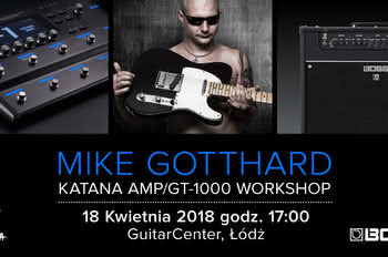 BOSS i Roland w Guitar Center