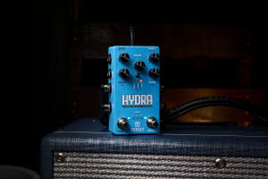 Keeley Hydra - Stereo Reverb / Tremolo