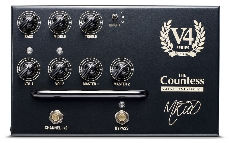 V4 Countess Preamp