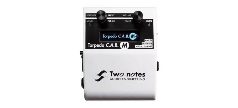 TWO NOTES - Torpedo C.A.B. M+