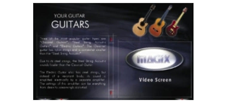 MAGIX - Guitar Workshop SE