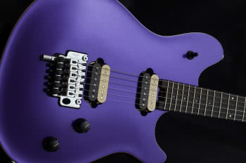 EVHWolfgang Special Deep Purple Metallic