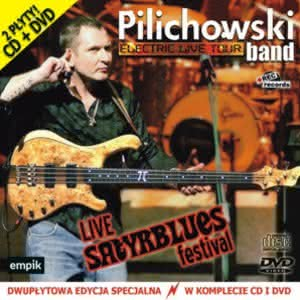 Pilichowski Band - Live Satyrblues Festival