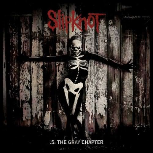 .5: The Gray Chapter - nowy album Slipknot