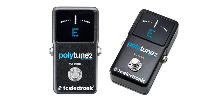 TC ELECTRONIC - PolyTune 2 Black Light