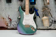 PRS Silver Sky Limited Lunar Ice
