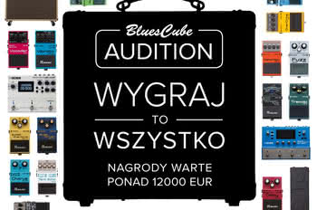Blues Cube Audition - Nagrody warte 50.000 zł!
