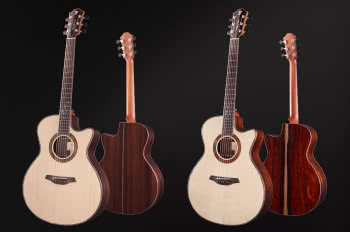 Furch Guitars - nowe modele premium Red Series