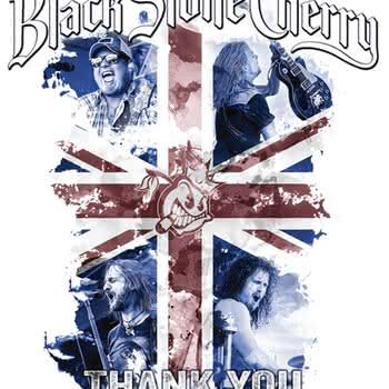 Black Stone Cherry - Thank You. Livin' Live