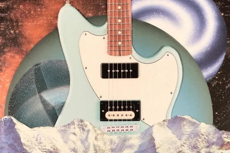 Fender Powercaster z nowej serii Alternate Reality Collection