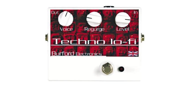 BURFORD ELECTRONICS - Techno Lo-Fi